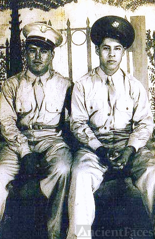 Ventura DeLaTorre in uniform