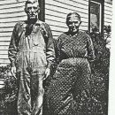 George W. Carr & His Wife, Priscilla (Sheeks)