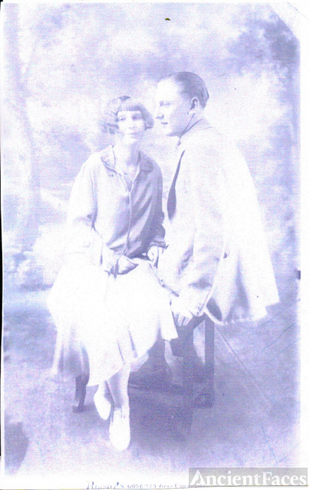 Claude & Flora Parkey Whitaker