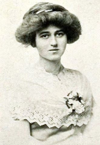 Flora Lois Griffin, West Virginia, 1914