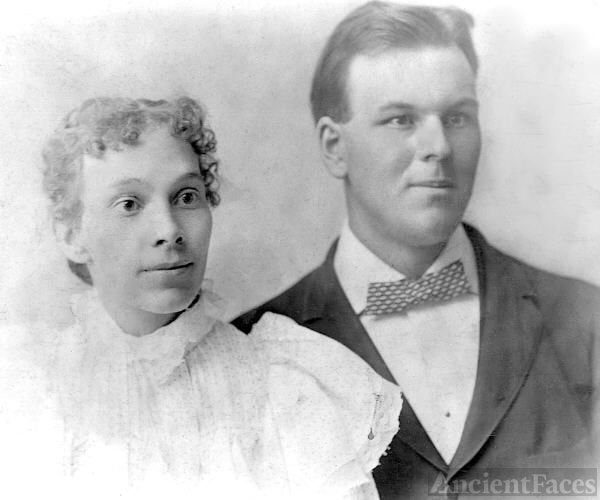Charles Marriott and wife Mary Farley Marriott