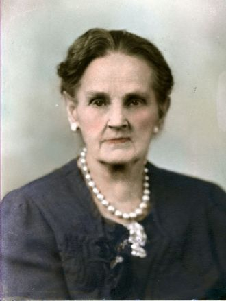 Estella Polly (Wright) DeLaughder
