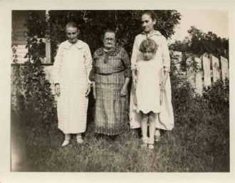 Godfrey, Kelley, Magness women