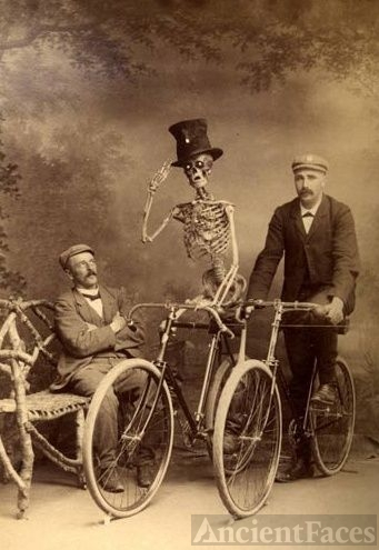 Halloween Bicycle