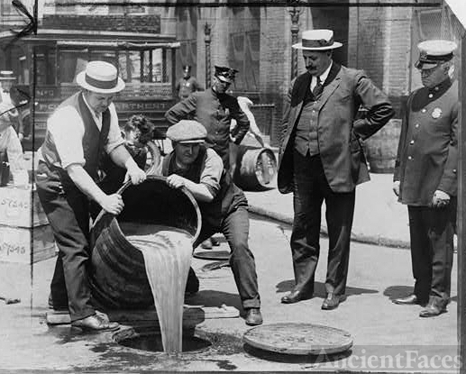 New York City Prohibition - 1921