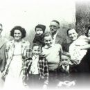 Charles & Eva Rice Family, 1946