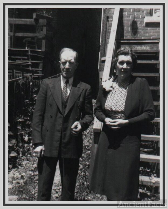 William C. McBride and Mildred (Armstrong) McBride