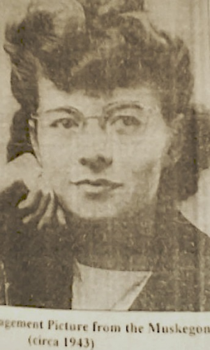 A photo of Lorraine (Lipps) Paquin