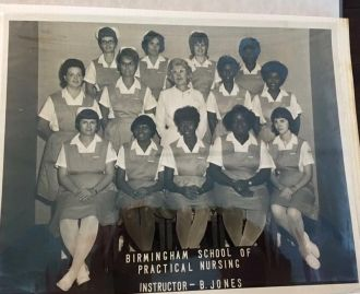 1971 School of Practical Nursing
