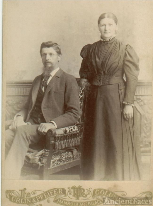 Philip and Susannah Krumm