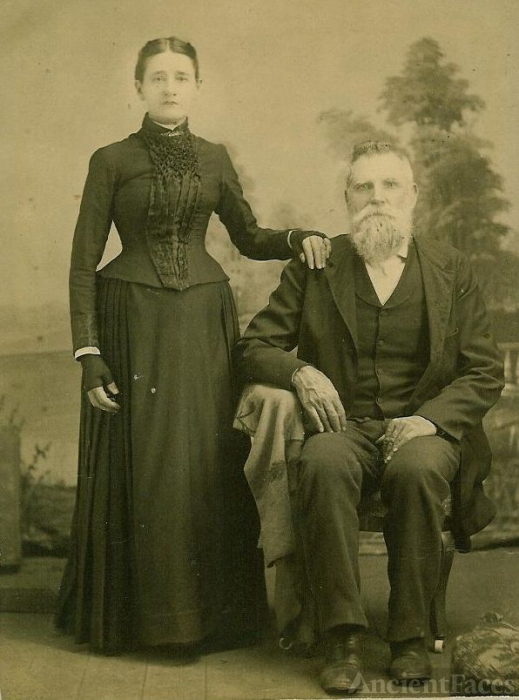 Susan Reynolds and John Allen Stokes