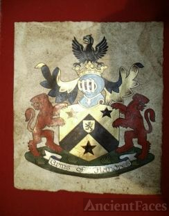 Flanders Coat of Arms