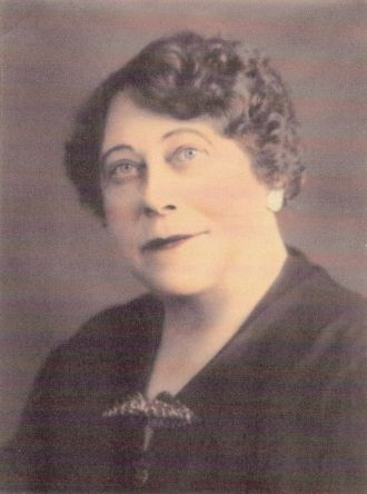 A photo of Ora Mae Preston