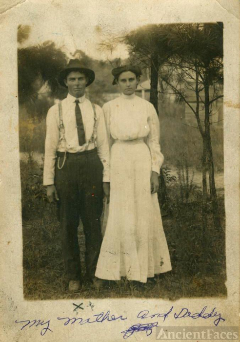 Charles Allen and Lillie Mae Crosby Youmans