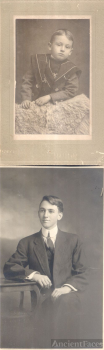 Waldo Freligh Newberry (Younger pictures