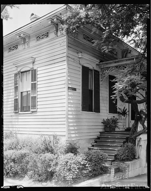 Early Dwelling, 222 S. Perry St., Montgomery, Montgomery...