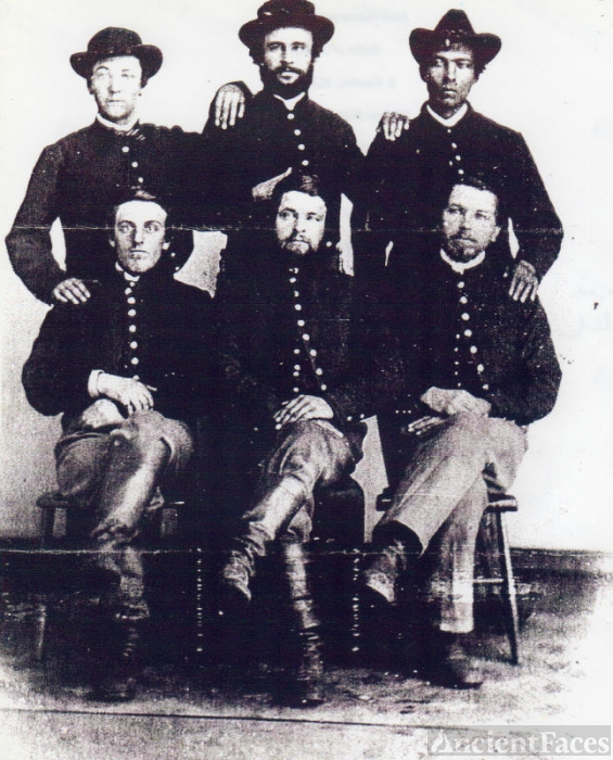 Pennsylvania Volunteer Infantry 1863 Company C