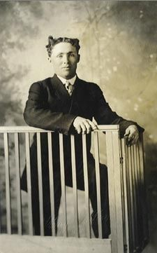 A photo of Earl D Epperson