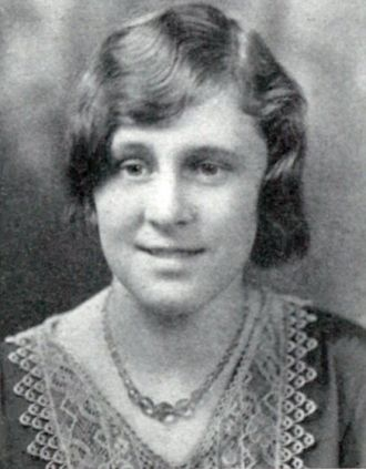 "A photo of Doris ""Dot"" Marjorie Chapman"
