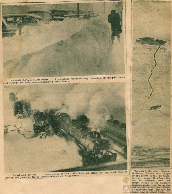 Midwest Blizzard of 1949, #4