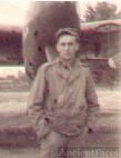 Albert R. Krause Sr. in China.1st Marines