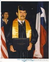 James E. Thiry graduation