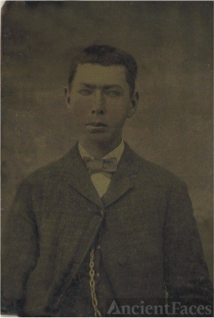 2nd unknown man from Obion Tn or New Madrid MO