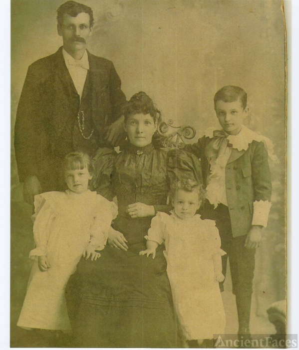 Thomas Pellamounter family