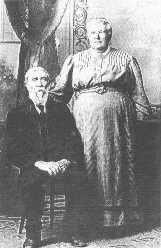 Julius and Fredericka Wobschall