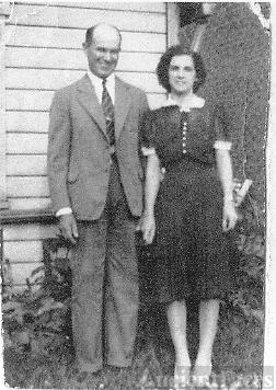 Victor West and Frances DeEtta Harrison