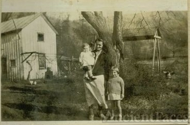 Ethel Mull and kids