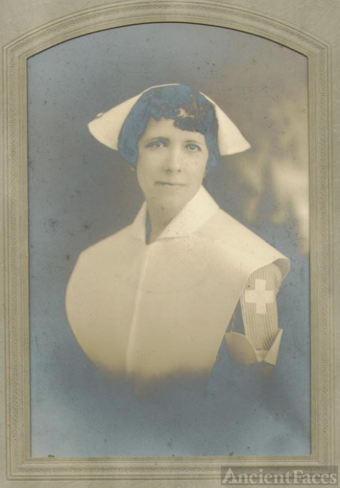 Ruth Carlson, Washington 1915