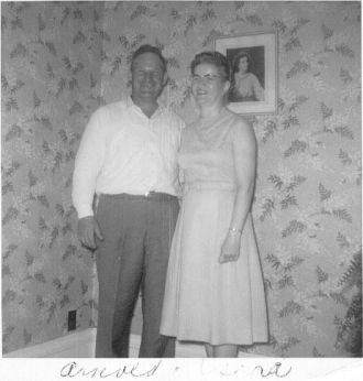 Arnold Emil Drewelow and Verna