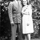 Jim & Mary Ann (Hippli) Squires, 1947