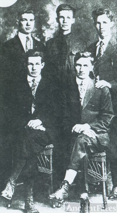 Sons of William S. & Olive Modesitt McIntire