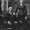 Eli Penwell Cook (1821-1904) and Hannah Jarred (1821-1887)
