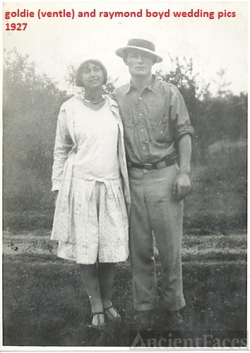 ray and goldie boyd 1927 kansas