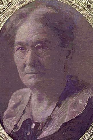 Sarah Ann Carol (King) Butterfield