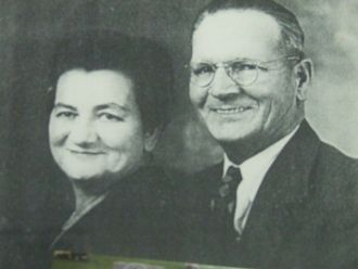 Dorothy & Luther Sellers