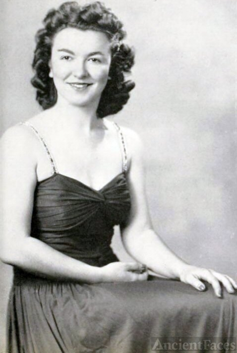 Agnes Ann Merryman, West Virginia, 1941