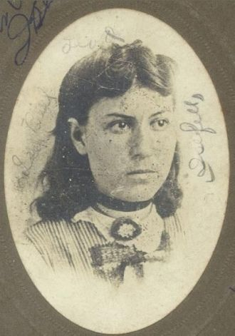 A photo of Isabel  Cooley