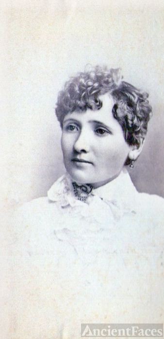 Unknown woman-Wells Co.,IN