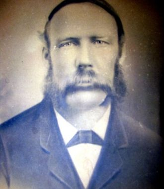 A photo of James Colvin (Jimbo)