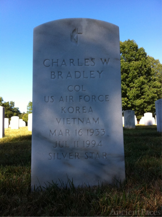 Charles William Bradley Gravesite