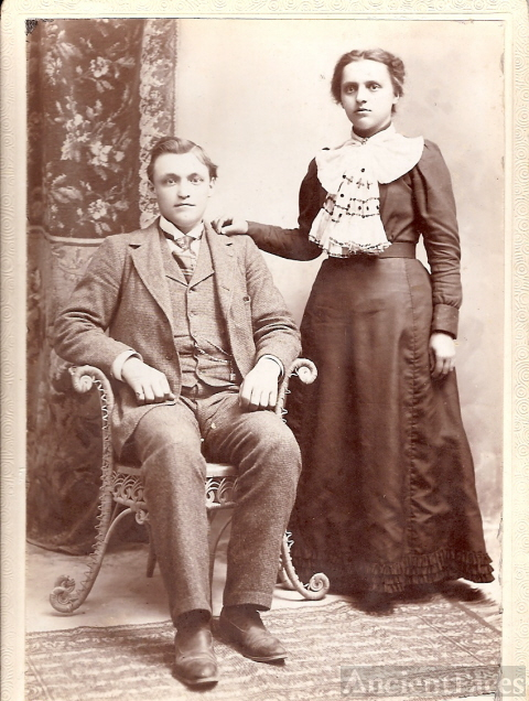 Norman and Eva (Mickley) Remaley