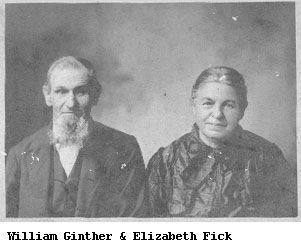 A photo of Elizabeth  (Fick) Ginther