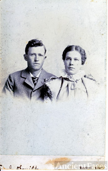 Benjamin and Rose (Dart) Fortune