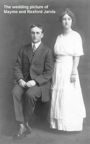 Wedding of Rexford Jarvis