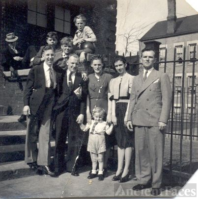 Stanley West Family