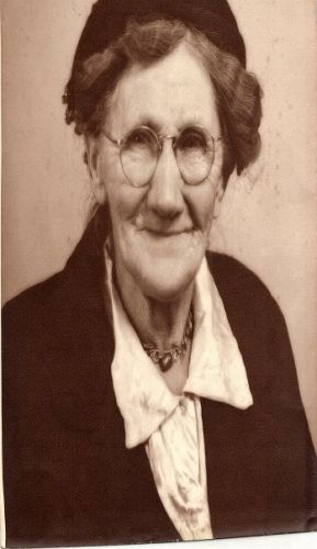 A photo of LouBertha Burkhart
